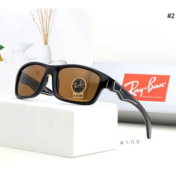 Ray-Ban men and women trend travel driving retro polarized sunglasses #2