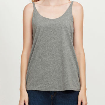PREMIUM Comfy Loose Fit Scoop Neck Flowy Tank Top
