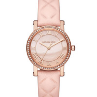 Michael Kors 28mm Petite Norie Rose-Golden Watch