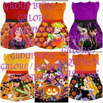 PRE-ORDER - PRINCESS HALLOWEEN DRESS - CLOSES 07/15
