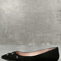Circus by Sam Edelman Ritchie Black Pointed Flats