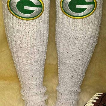 Packers Leg Warmers