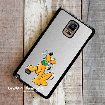 Pluto Bone Disney Samsung Galaxy Note 4 Case Cover for Note 3 Note 2 Case