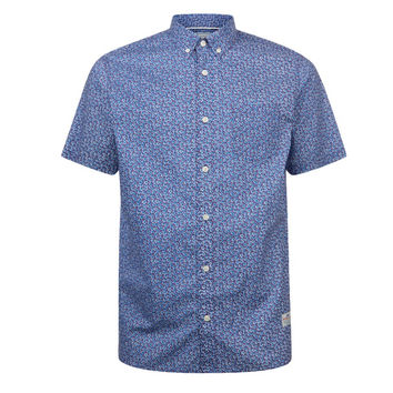 Penfield Avoca  Floral Short Sleeve Shirt