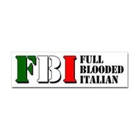 fbi full blooded italian t-shirt cute for teenages - Google Search