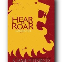 Pyramid Game of Thrones Lannister Si Wall Poster