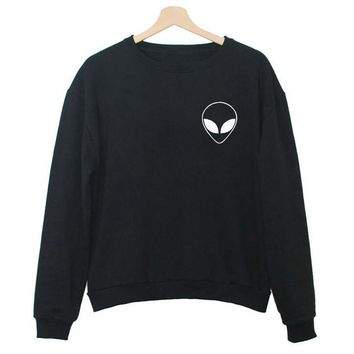 Alien Sweater Sweatshirt for Women Gift 157