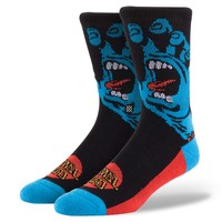Stance | Screaming Hand (Black) | Men's Socks | Official Stance.com