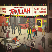 Easy Star All-Stars ‎– Easy Star's Thrillah LP