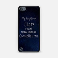 The Fault in Our Stars iPod Touch 5 case by ᔕYᗪᑎEY ᒪYᗰᗩᑎ ∞ | Casetagram