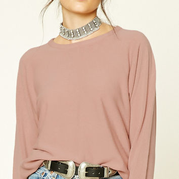 Contemporary Boxy Sweater