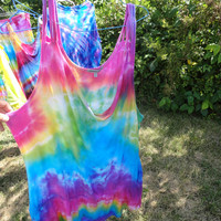 Cute Tie Dye Shirt/Dress