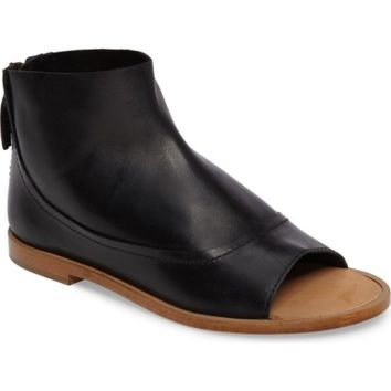 Kelsi Dagger Brooklyn Carter Open Toe Bootie (Women) | Nordstrom