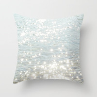 Sparkle Throw Pillow by spark of inspiration | Society6