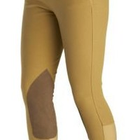 Ariat Ladies Heritage Low Rise Side Zip Riding Breeches and Side Zip Knee Patch Breeches | EQUESTRIAN COLLECTIONS.COM