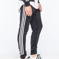 Adidas Originals Superstar Mens Track Pants Black  In Sizes