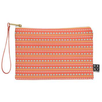 Allyson Johnson Native Aztec Pouch