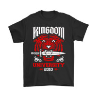 Kingdom University 2010 The Walking Dead Shirts