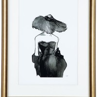 Dior Dame | Figurative & Nudes | Art Themes | Art | Z Gallerie