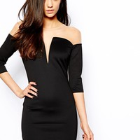 Selfish by Forever Unique Alek Off Shoulder Dress