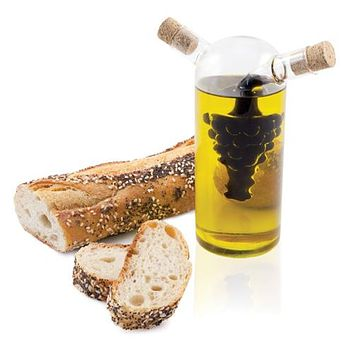Rustic Farmhouse: Oil & Vinegar Cruet