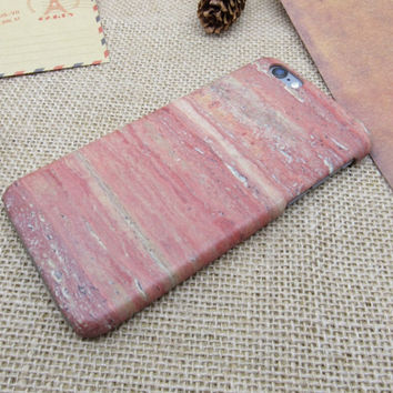 Cute Marble Stone Case Cover for iPhone 7 7 Plus - iPhone 5s se - iPhone 6 6s Plus + Gift Box