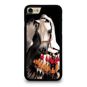 ARABIAN HORSE ART iPhone 4/4S 5/5S/SE 5C 6/6S 7 8 Plus X Case