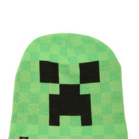 Jinx Minecraft Creeper Beanie