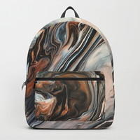 Copper and Stone Backpack by duckyb