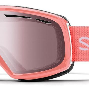 Smith - Drift Sunburst Snow Goggles / Ignitor Mirror Lenses