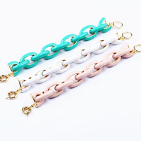 Big Chain Bracelet in 3 Colors