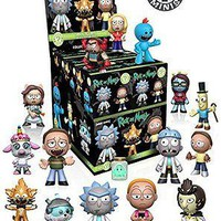 Rick and Morty Series 1 Mystery Minis - One Mystery Mini Figure