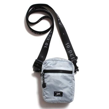 Division Satchel Light Grey