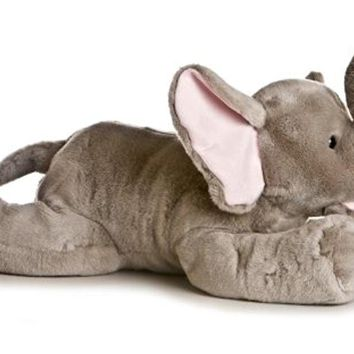 Aurora World Super Flopsie Super Ellie Plush Elephant 27``