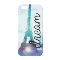 Dream Eiffel Tower Cover for iPhone 5 and 5s