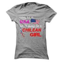 Chilean Girl in United St