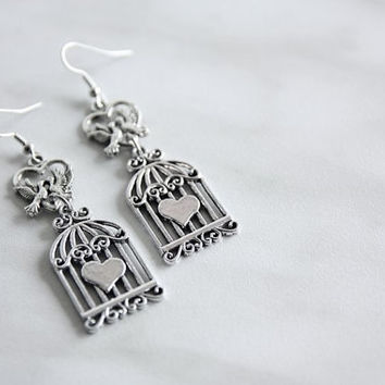 Love Birds Earrings