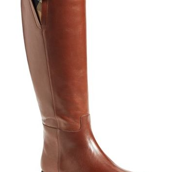 Women's Burberry 'Mapledene' Riding Boot,