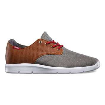 Vans OTW Prelow Felt Pack Men Pewter/Brown