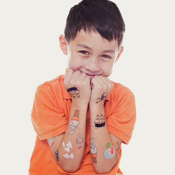 Kids Tattoo Set One