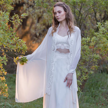Shawl Wrap, Wedding Top, Bridesmaid Cover Up, Wrap Wedding Shawl, Lace Shawl, Bridal Separates, Bridal, Shawl, Bridal Topper, Shawls & Wraps