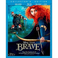 Brave (Collector's Edition) (3 Discs) (Blu-ray/DVD) (Widescreen)