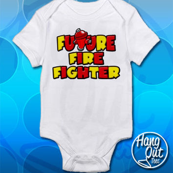 Future Fire Fighter T-Shirt