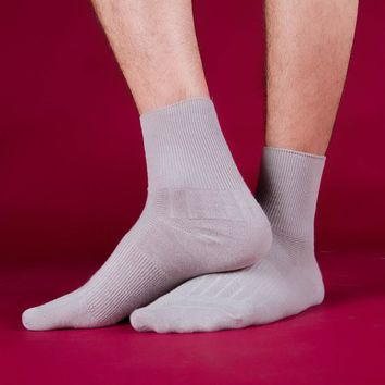 Gentleman's Essentials Sock | Grey