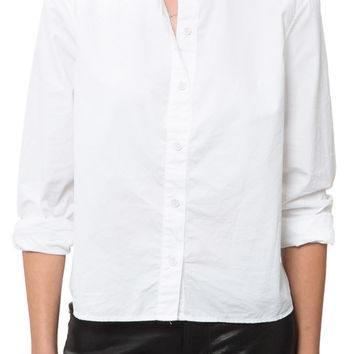Rag & Bone - Crop Leeds Button Up