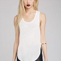 Ribbed Side-Slit Tank