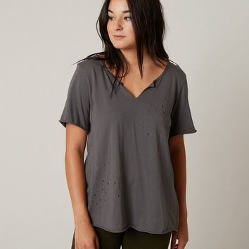 GILDED INTENT HOLEY T-SHIRT