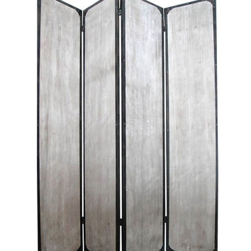 "Screen Gems Industrial Screen 83"" Room Divider"