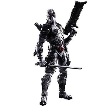 Square Enix Marvel Universe Deadpool X-Force Ver. Play Arts Kai Action Figure