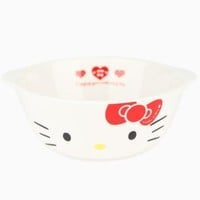 Hello Kitty Bowl: Red Bow
